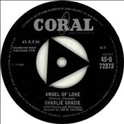 Click here for more info about 'Charlie Gracie - Angel Of Love'