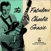 Click here for more info about 'Charlie Gracie - The Fabulous Charlie Gracie EP - VG'