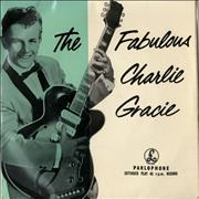 Click here for more info about 'Charlie Gracie - The Fabulous Charlie Gracie EP - EX'