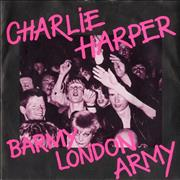 Click here for more info about 'Charlie Harper - Barmy London Army - Green vinyl'