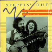 Click here for more info about 'Charlie King & Martha Leader - Steppin' Out'