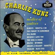 Click here for more info about 'Charlie Kunz - Medley Of Waltzes'