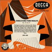 Click here for more info about 'Charlie Kunz - Piano Medleys Nos. 116 And 117'