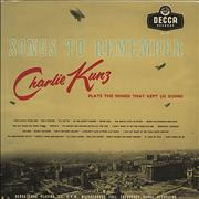 Click here for more info about 'Charlie Kunz - Songs To Remember'