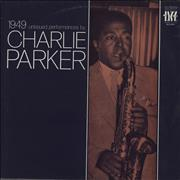 Click here for more info about 'Charlie Parker - 1949 Unissued Performances By Charlie Parker'