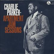 Click here for more info about 'Charlie Parker - Apartment Jam Sessions'