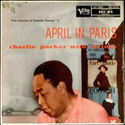 Click here for more info about 'Charlie Parker - April In Paris - The Genius Of Charlie Parker #2'