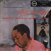 Click here for more info about 'Charlie Parker - April In Paris'