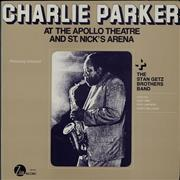 Click here for more info about 'Charlie Parker - At The Apollo Theatre And St. Nick's Arena'