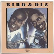 Charlie Parker Bird And Diz UK vinyl LP
