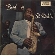 Click here for more info about 'Charlie Parker - Bird At St. Nick's - 1st'