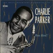 Click here for more info about 'Charlie Parker - Boss Bird! - EX'