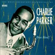 Charlie Parker Boss Bird! Denmark 2-LP vinyl set