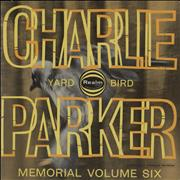 Click here for more info about 'Charlie Parker - Charlie Parker Memorial Volume Six'
