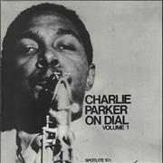 Click here for more info about 'Charlie Parker - Charlie Parker On Dial: Vol 1'