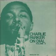 Click here for more info about 'Charlie Parker - Charlie Parker On Dial: Vol 5'