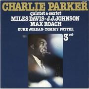 Click here for more info about 'Charlie Parker - Charlie Parker Quintet & Sextet, Volume 3'
