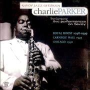 Click here for more info about 'Charlie Parker - Sampler - The Complete Live Performances On Savoy'