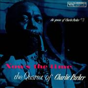 Click here for more info about 'Charlie Parker - The Genius Of Charlie Parker #3: Now's The Time'