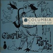 Click here for more info about 'Charlie Parker - The Magnificent Charlie Parker EP'