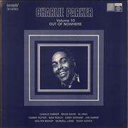 Click here for more info about 'Charlie Parker - Volume 10: Out Of Nowhere'