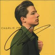 Click here for more info about 'Charlie Puth - Nine Track Mind - Autographed'