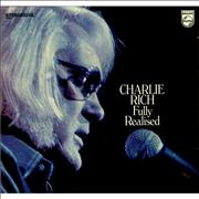 Click here for more info about 'Charlie Rich - Fully Realised'