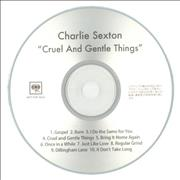 Click here for more info about 'Charlie Sexton - Cruel And Gentle Things'