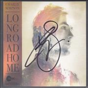 Click here for more info about 'Long Road Home - Autographed'