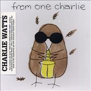 Click here for more info about 'Charlie Watts - From One Charlie - Sealed'