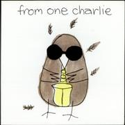 Charlie Watts From One Charlie UK cd album box set