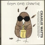 Click here for more info about 'Charlie Watts - From One Charlie'