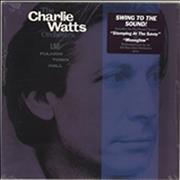Charlie Watts Live At Fulham Town Hall - Sealed USA vinyl LP