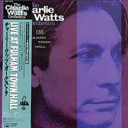 Click here for more info about 'Charlie Watts - Live At Fulham Town Hall'