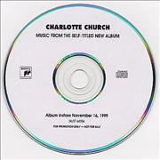Click here for more info about 'Charlotte Church - Music From The Self-Titled New Album'