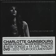 Click here for more info about 'Charlotte Gainsbourg - Stage Whisper [2CD + DVD]'