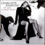 Charlotte Rampling On Aime Se Sentir Aimee Europe CD single