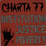Click here for more info about 'Charta 77 - Institution, Justice & Poverty'
