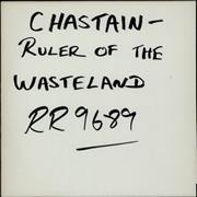 Click here for more info about 'Ruler Of The Wasteland - Test Pressing'