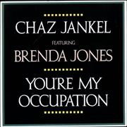 Click here for more info about 'Chaz Jankel - You're My Occupation'