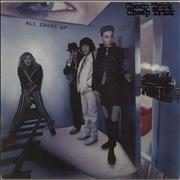 Click here for more info about 'Cheap Trick - All Shook Up - promo stamp'