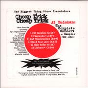 Click here for more info about 'Cheap Trick - At Budokan Sampler'