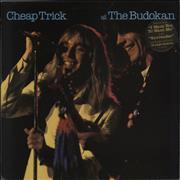 Click here for more info about 'Cheap Trick - At The Budokan - Stickered sleeve'