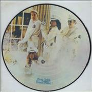 Cheap Trick Dream Police UK picture disc LP