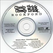 Click here for more info about 'Cheap Trick - Rockford'