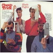 "Cheap Trick She's Tight USA 7"" vinyl Promo"