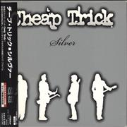 Click here for more info about 'Cheap Trick - Silver'