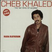 Click here for more info about 'Cheb Khaled  - Hada Raykoum'