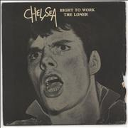Click here for more info about 'Chelsea - Right To Work - EX'