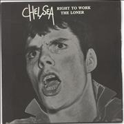 Click here for more info about 'Chelsea - Right To Work'